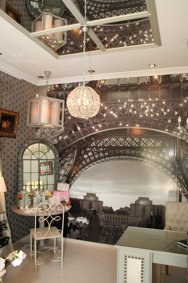 La Petite Maison, detalle del interior del estudio de decoracion ubicado en El Tablero de Cordoba