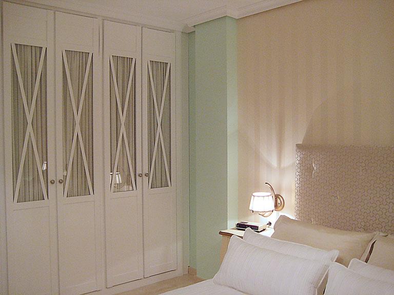 La petite maison estudio de interiorismo en c rdoba - Dormitorios con armario ...